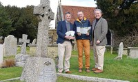 World War I flying ace commemorated