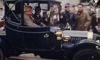 Old Motor Car Rally At Beaulieu Abbey – British Pathé News 1956