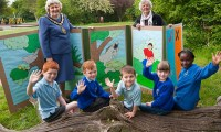 New Forest youngsters learn about the dangers of litter