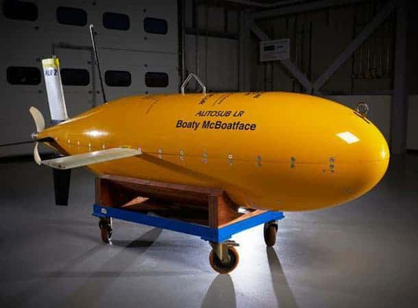 Boaty McBoatface returns home with unprecedented data