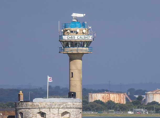 HM Coastguard statement after light aircraft ditches off Calshot Spit